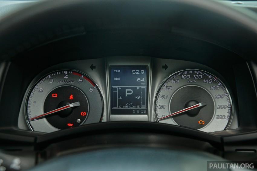DRIVEN: Isuzu MU-X up Cameron Highlands and back Image #343989