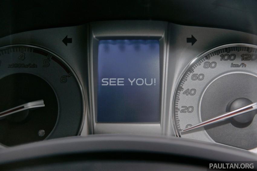 DRIVEN: Isuzu MU-X up Cameron Highlands and back Image #343993