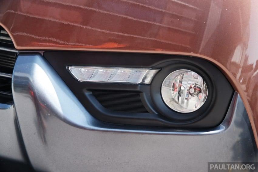 DRIVEN: Isuzu MU-X up Cameron Highlands and back Image #343996