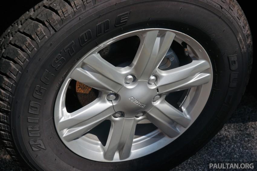 DRIVEN: Isuzu MU-X up Cameron Highlands and back Image #343999