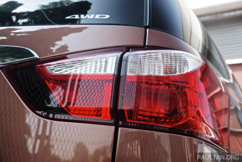 DRIVEN: Isuzu MU-X up Cameron Highlands and back Image #344000
