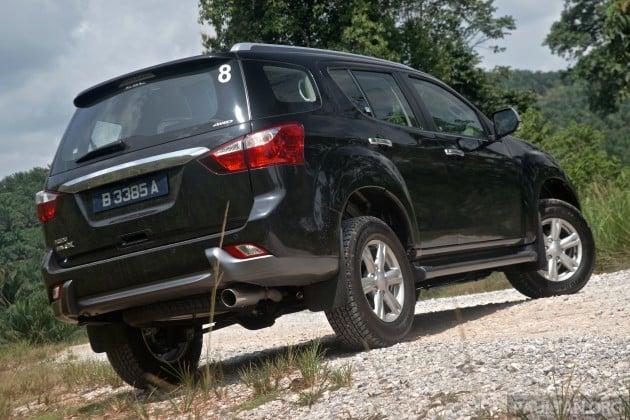 DRIVEN: Isuzu MU-X up Cameron Highlands and back