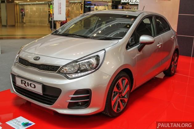 Kia Rio 1.4 SX Facelift 1