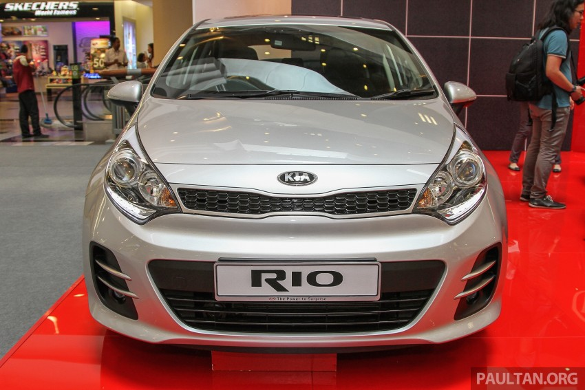 GALLERY: Kia Rio 1.4 SX facelift launched at 1 Utama Image #338421