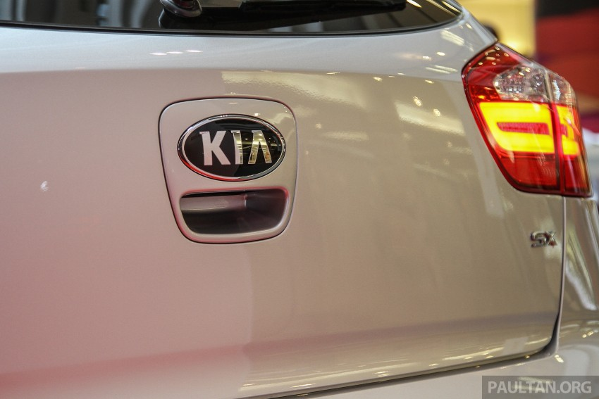 GALLERY: Kia Rio 1.4 SX facelift launched at 1 Utama Image #338449