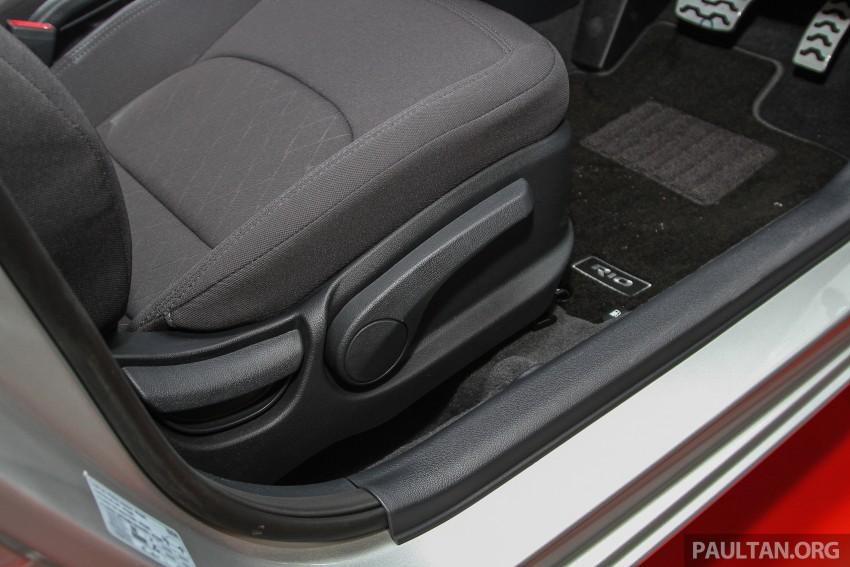 GALLERY: Kia Rio 1.4 SX facelift launched at 1 Utama Image #338457