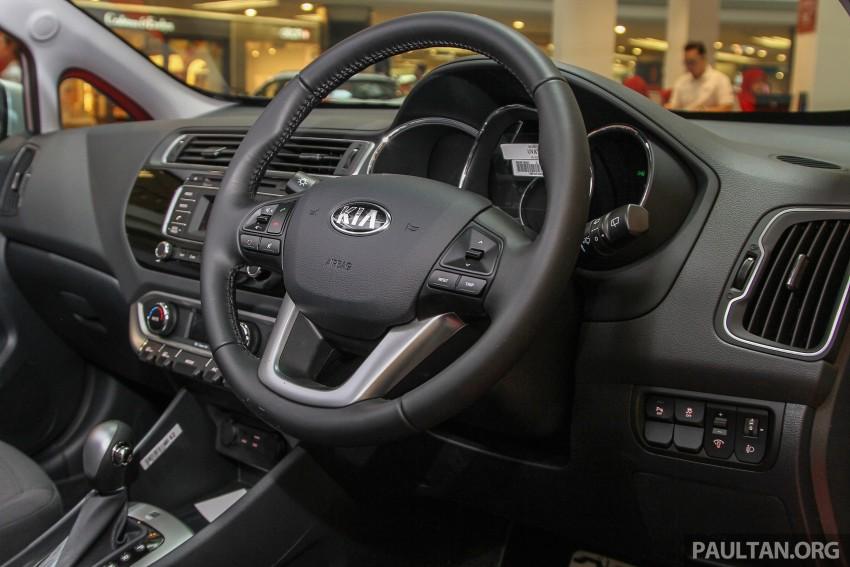 GALLERY: Kia Rio 1.4 SX facelift launched at 1 Utama Image #338462