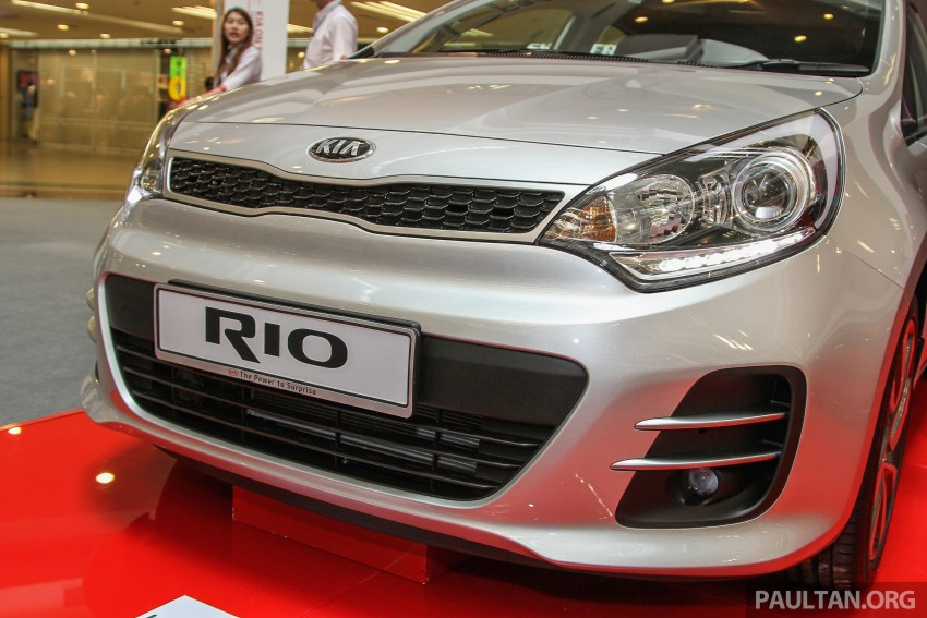 GALLERY: Kia Rio 1.4 SX facelift launched at 1 Utama Image #338423