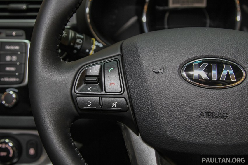 GALLERY: Kia Rio 1.4 SX facelift launched at 1 Utama Image #338473