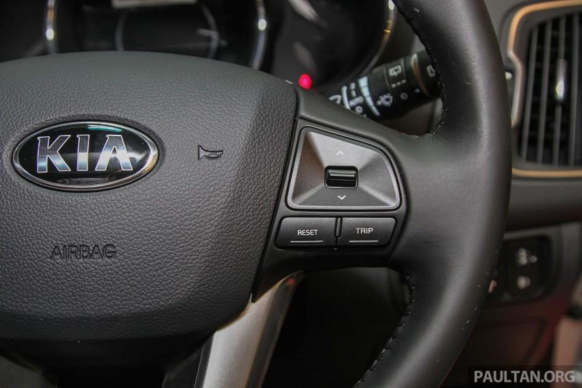 GALLERY: Kia Rio 1.4 SX facelift launched at 1 Utama Image #338474