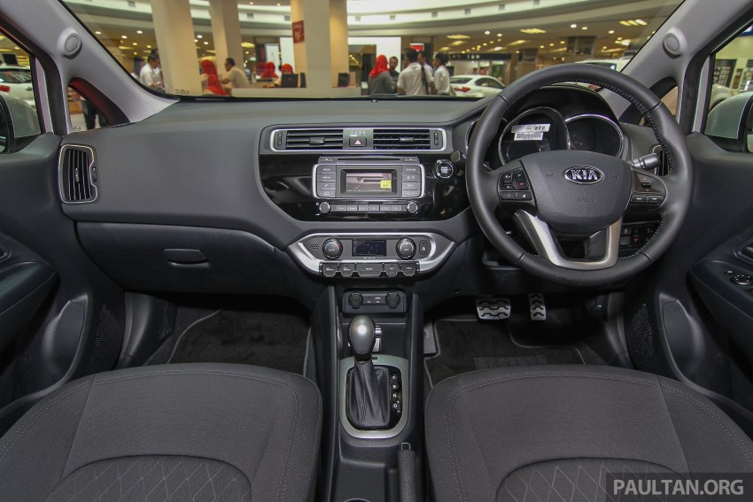 GALLERY: Kia Rio 1.4 SX facelift launched at 1 Utama Image #338478