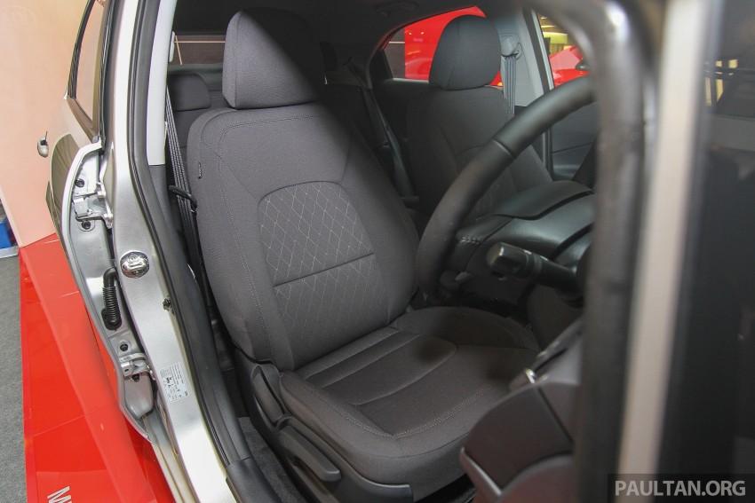 GALLERY: Kia Rio 1.4 SX facelift launched at 1 Utama Image #338481