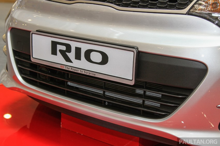 GALLERY: Kia Rio 1.4 SX facelift launched at 1 Utama Image #338427