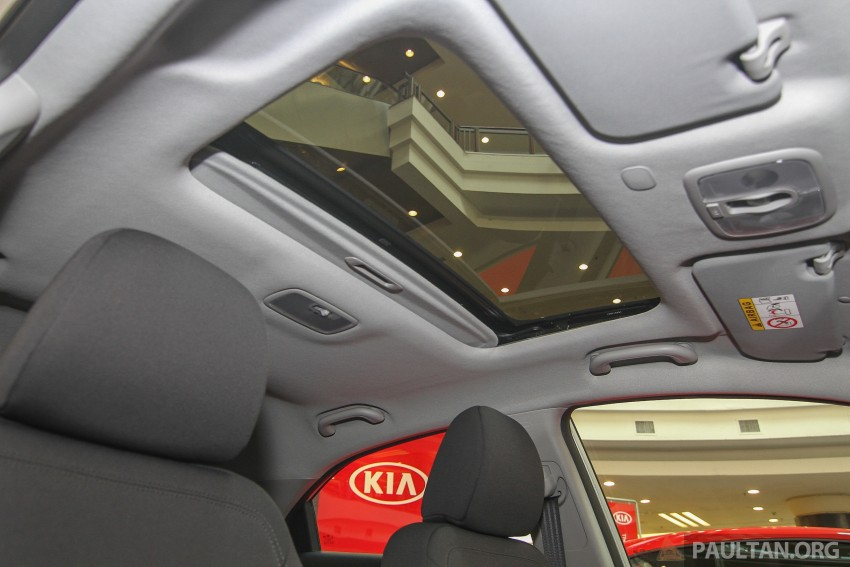 GALLERY: Kia Rio 1.4 SX facelift launched at 1 Utama Image #338490