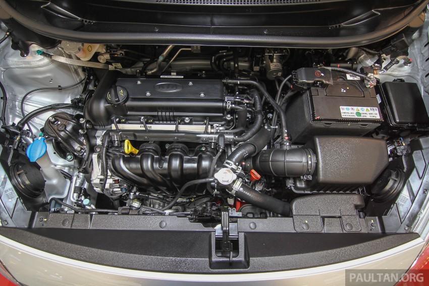 GALLERY: Kia Rio 1.4 SX facelift launched at 1 Utama Image #338491