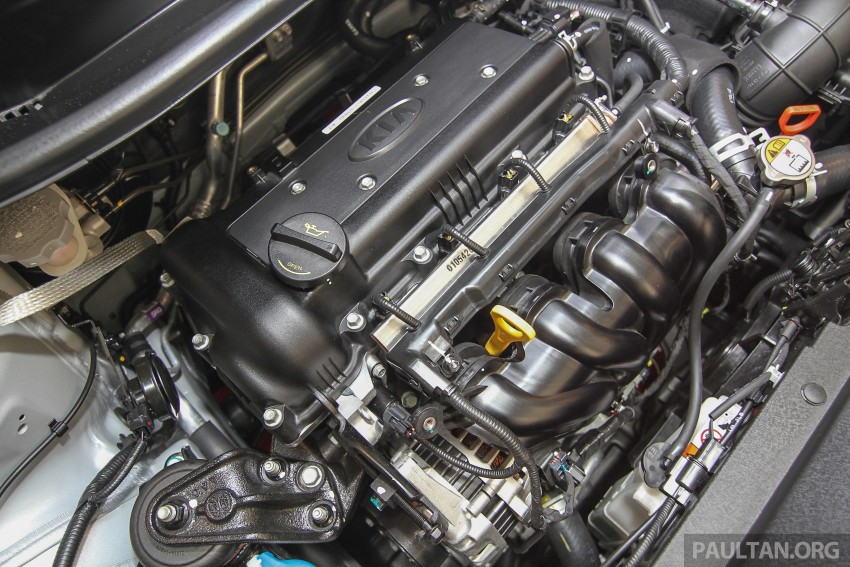 GALLERY: Kia Rio 1.4 SX facelift launched at 1 Utama Image #338492