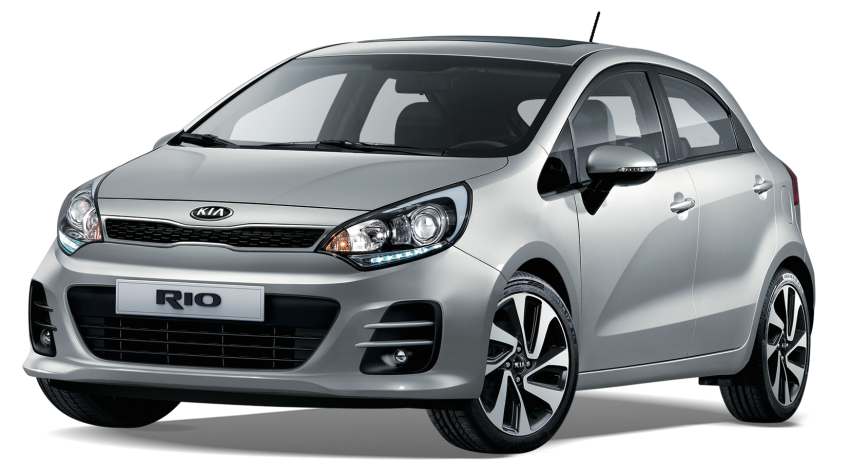 Kia Rio facelift launched in M'sia – 1.4 SX only, RM79k Image #338110