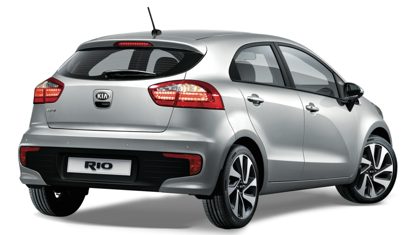 Kia Rio facelift launched in M'sia – 1.4 SX only, RM79k Image #338112