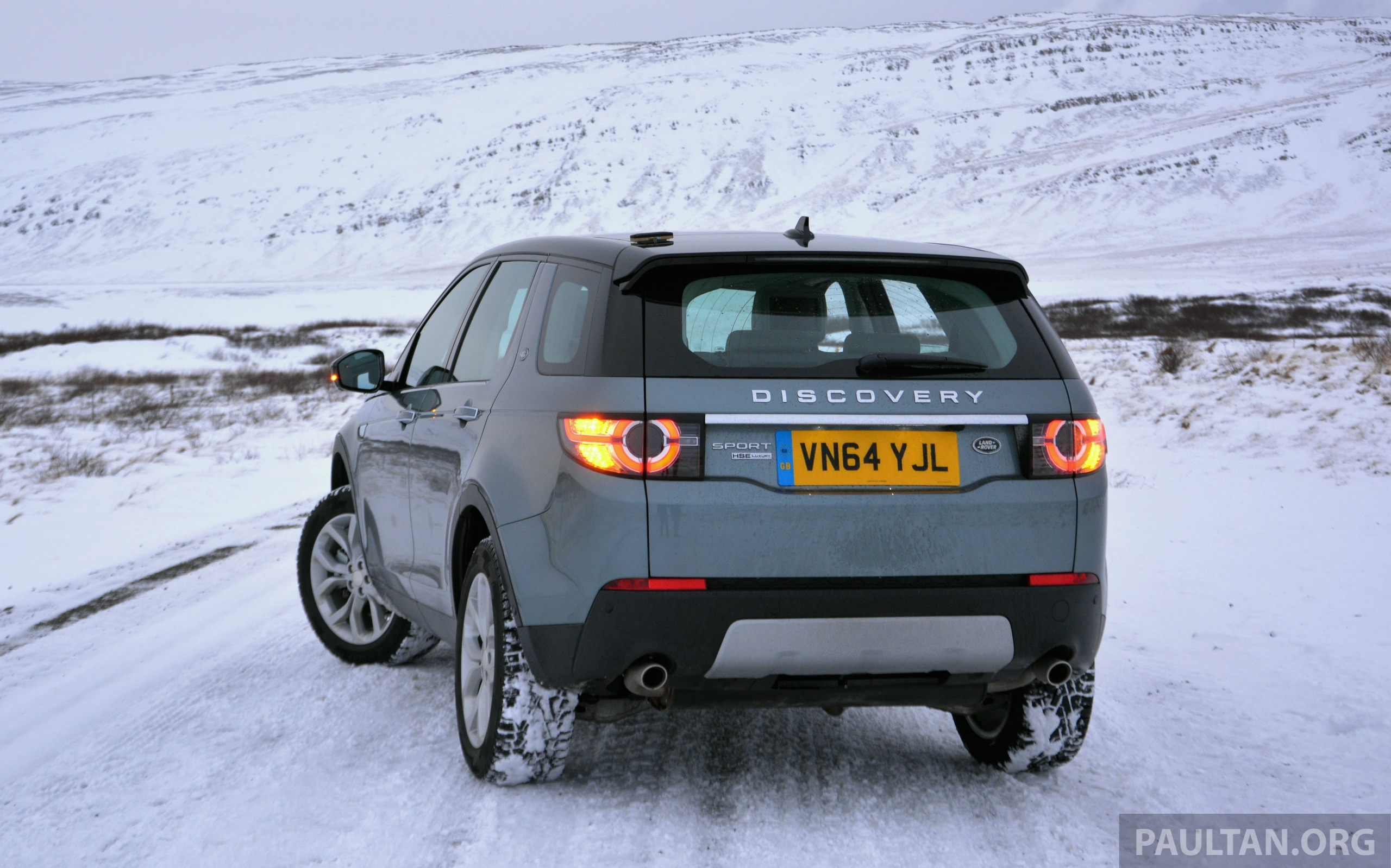 Land Rover Sport >> Land Rover Discovery Sport SD4 previewed in Sepang – 2.0L petrol and 2.2L diesel to go on sale ...