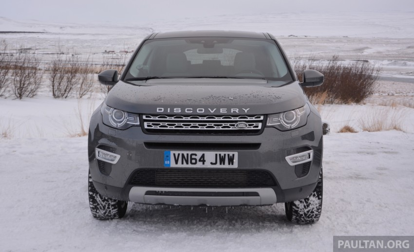 Land Rover Discovery Sport SD4 previewed in Sepang – 2.0L petrol and 2.2L diesel to go on sale late-July Image #342152