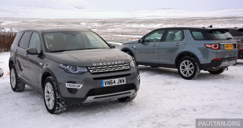 Land Rover Discovery Sport SD4 previewed in Sepang – 2.0L petrol and 2.2L diesel to go on sale late-July Image #342151
