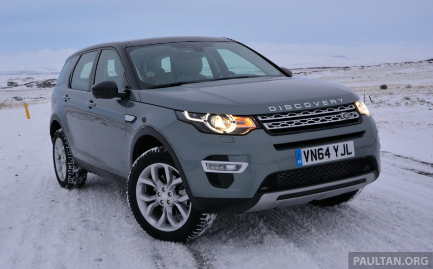 Land Rover Discovery Sport SD4 previewed in Sepang – 2.0L petrol and 2.2L diesel to go on sale late-July Image #342154