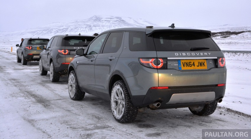 Land Rover Discovery Sport SD4 previewed in Sepang – 2.0L petrol and 2.2L diesel to go on sale late-July Image #342159