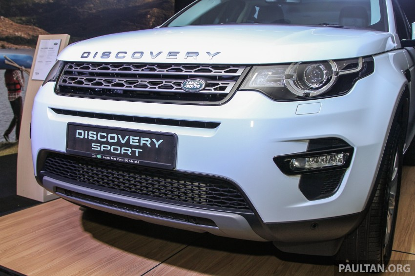 Land Rover Discovery Sport SD4 previewed in Sepang – 2.0L petrol and 2.2L diesel to go on sale late-July Image #342227