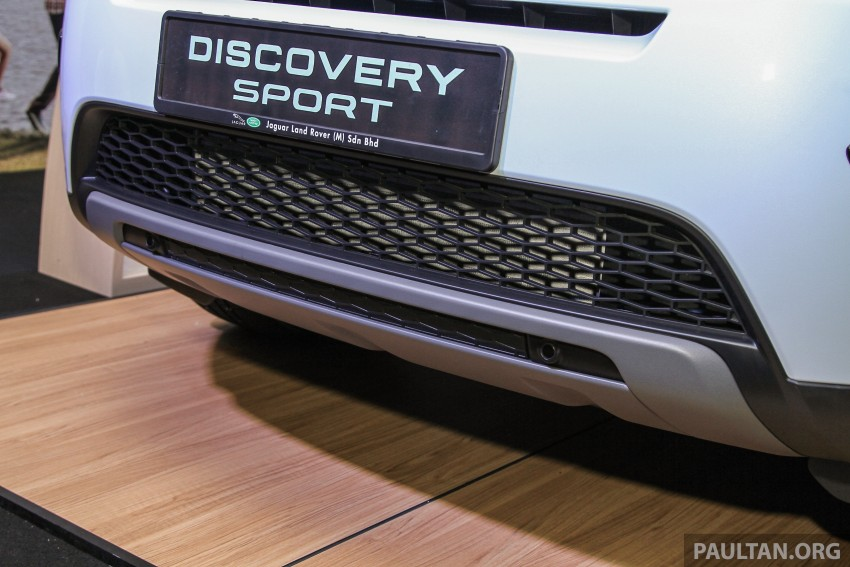Land Rover Discovery Sport SD4 previewed in Sepang – 2.0L petrol and 2.2L diesel to go on sale late-July Image #342230