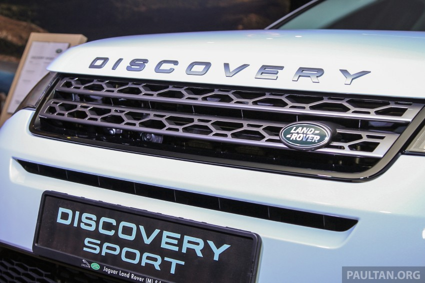 Land Rover Discovery Sport SD4 previewed in Sepang – 2.0L petrol and 2.2L diesel to go on sale late-July Image #342231
