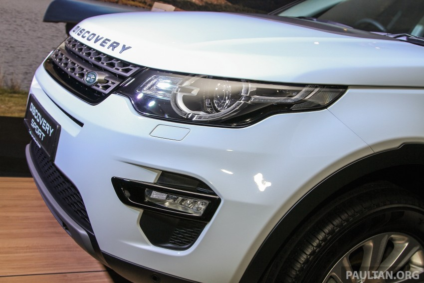 Land Rover Discovery Sport SD4 previewed in Sepang – 2.0L petrol and 2.2L diesel to go on sale late-July Image #342232