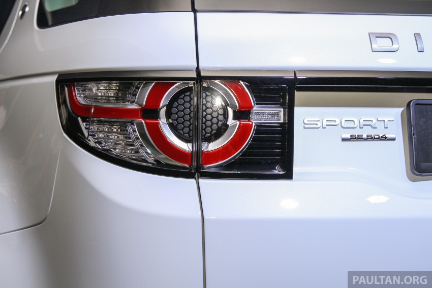 Land Rover Discovery Sport SD4 previewed in Sepang – 2.0L petrol and 2.2L diesel to go on sale late-July Image #342241