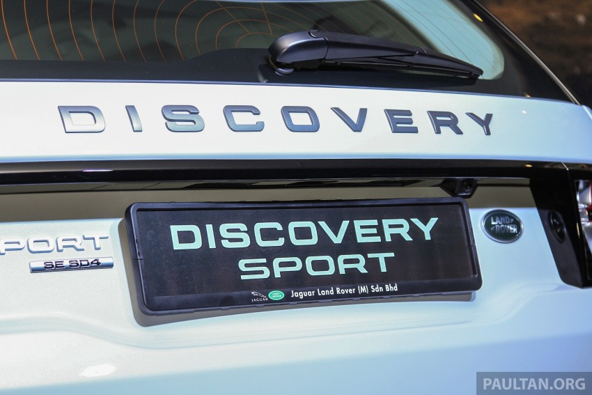 Land Rover Discovery Sport SD4 previewed in Sepang – 2.0L petrol and 2.2L diesel to go on sale late-July Image #342244