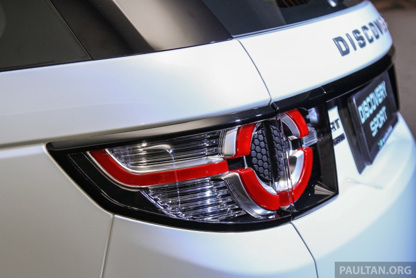 Land Rover Discovery Sport SD4 previewed in Sepang – 2.0L petrol and 2.2L diesel to go on sale late-July Image #342246