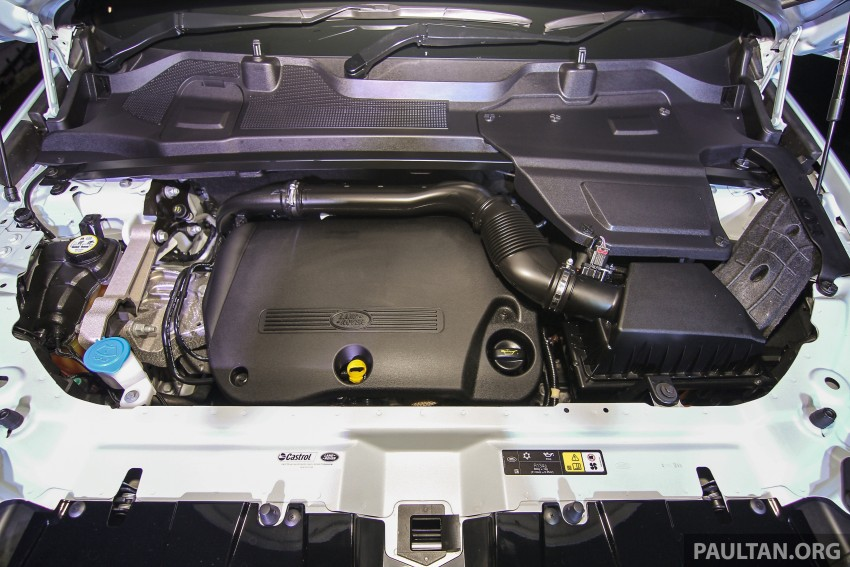 Land Rover Discovery Sport SD4 previewed in Sepang – 2.0L petrol and 2.2L diesel to go on sale late-July Image #342252