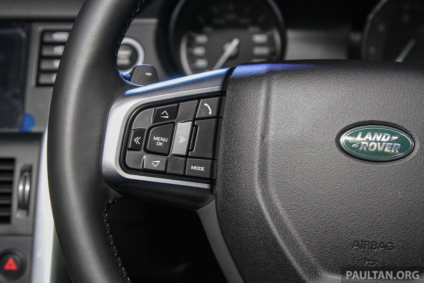 Land Rover Discovery Sport SD4 previewed in Sepang – 2.0L petrol and 2.2L diesel to go on sale late-July Image #342262