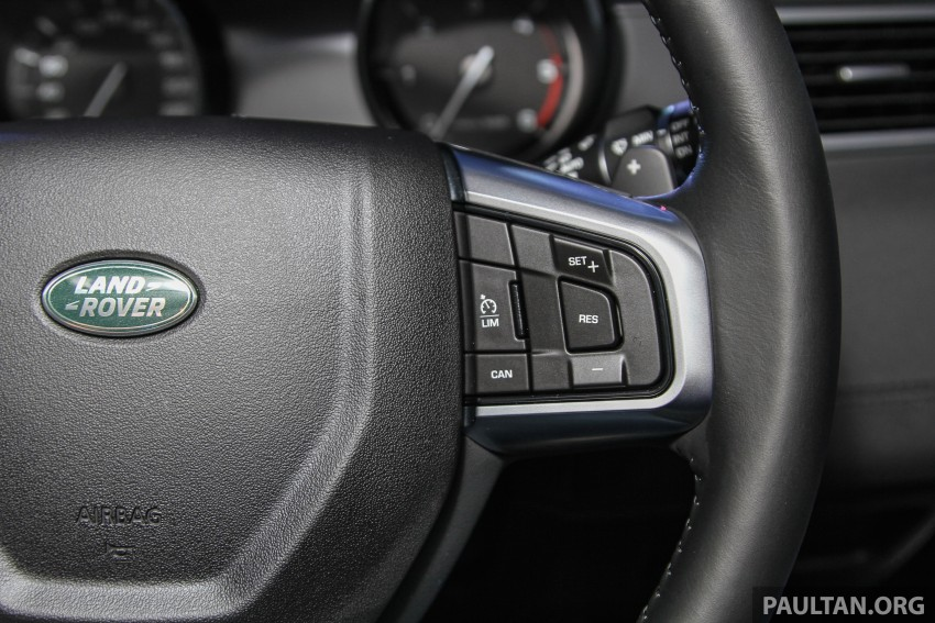 Land Rover Discovery Sport SD4 previewed in Sepang – 2.0L petrol and 2.2L diesel to go on sale late-July Image #342263