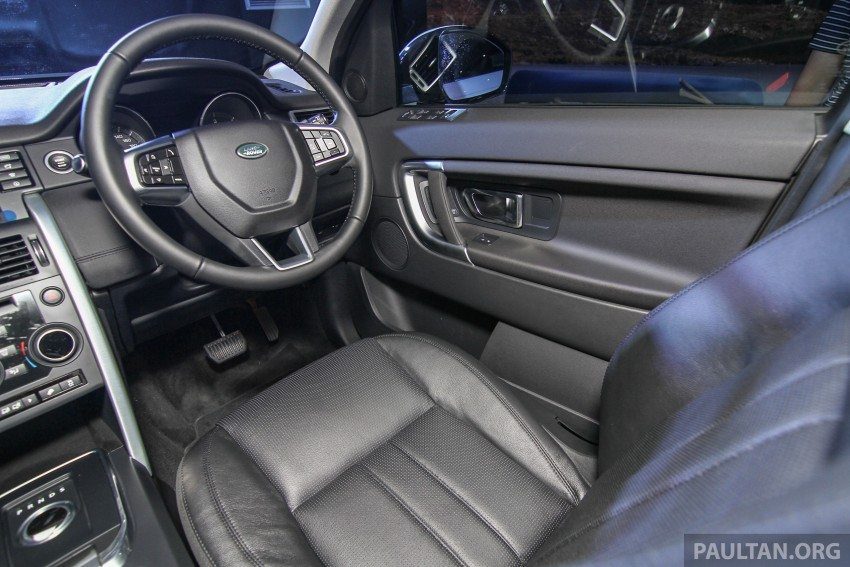 Land Rover Discovery Sport SD4 previewed in Sepang – 2.0L petrol and 2.2L diesel to go on sale late-July Image #342282
