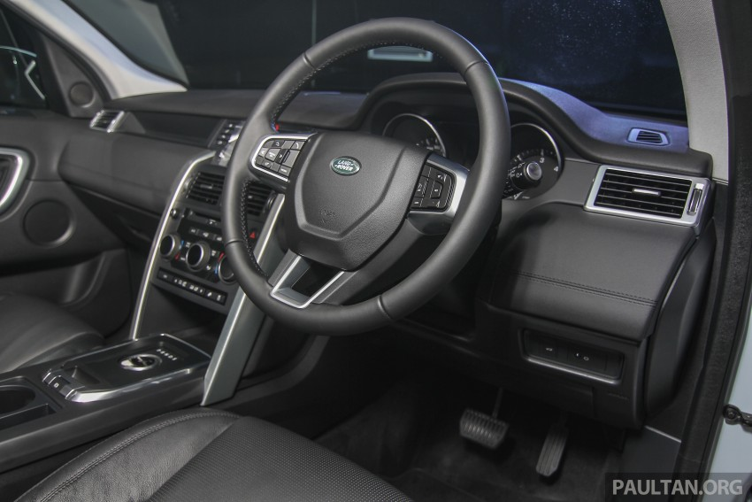 Land Rover Discovery Sport SD4 previewed in Sepang – 2.0L petrol and 2.2L diesel to go on sale late-July Image #342164