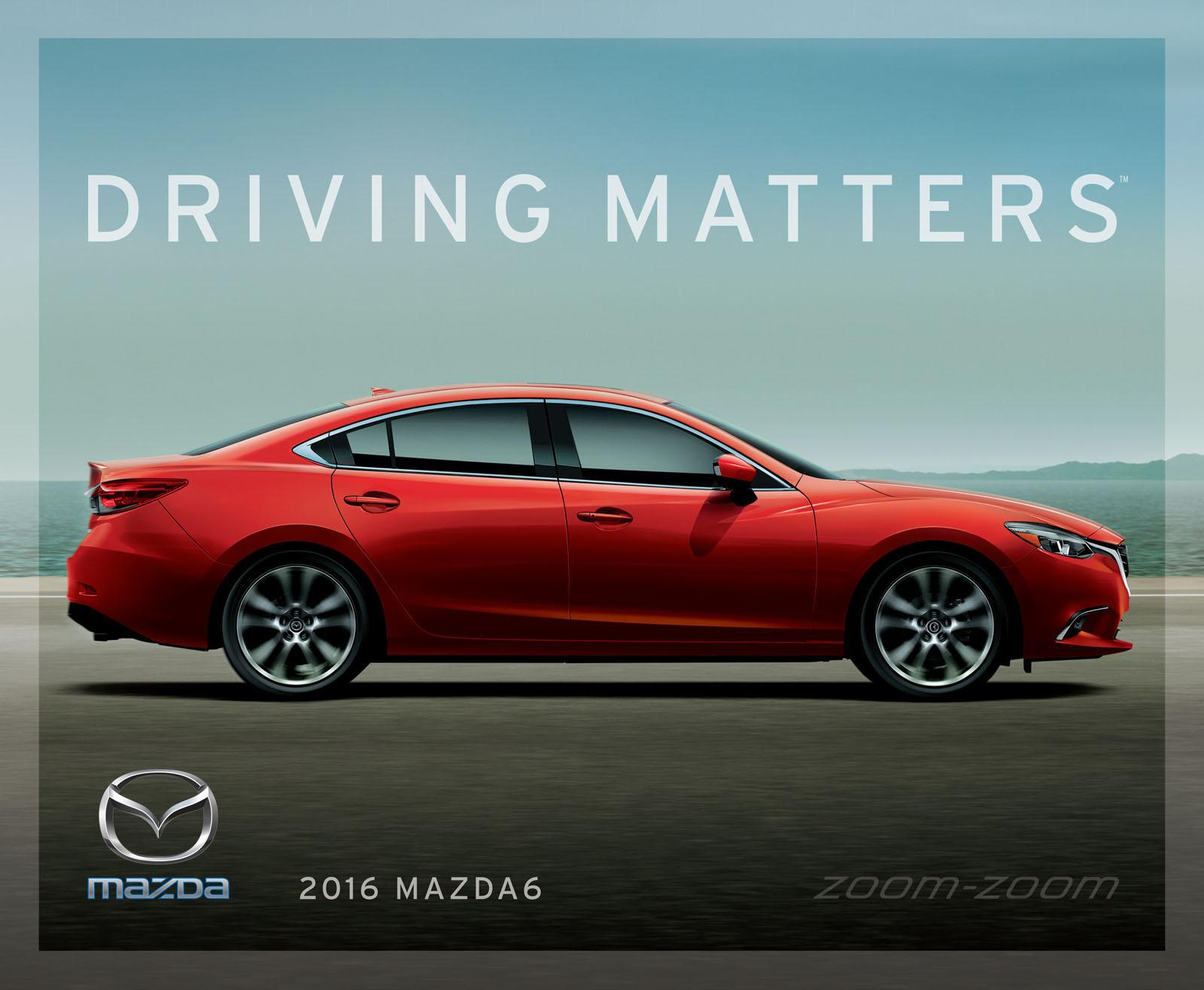 Mazda Launches 'Driving Matters' Ad Campaign In The USA