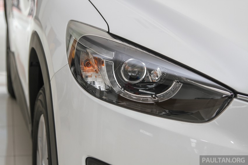 Mazda CX-5 facelift in Malaysia: CBU 2.5, from RM168k Image #335998