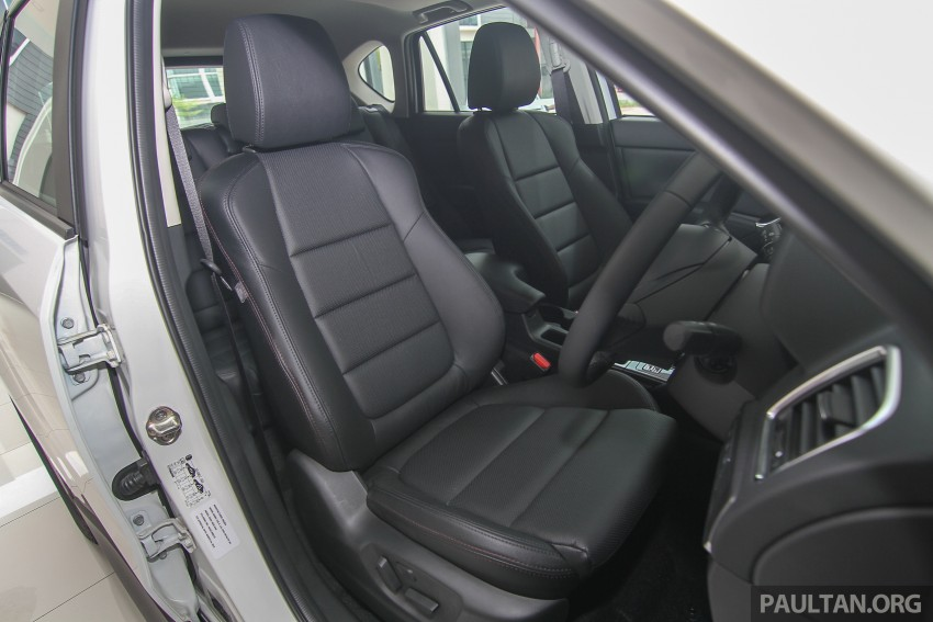 Mazda CX-5 facelift in Malaysia: CBU 2.5, from RM168k Image #336046