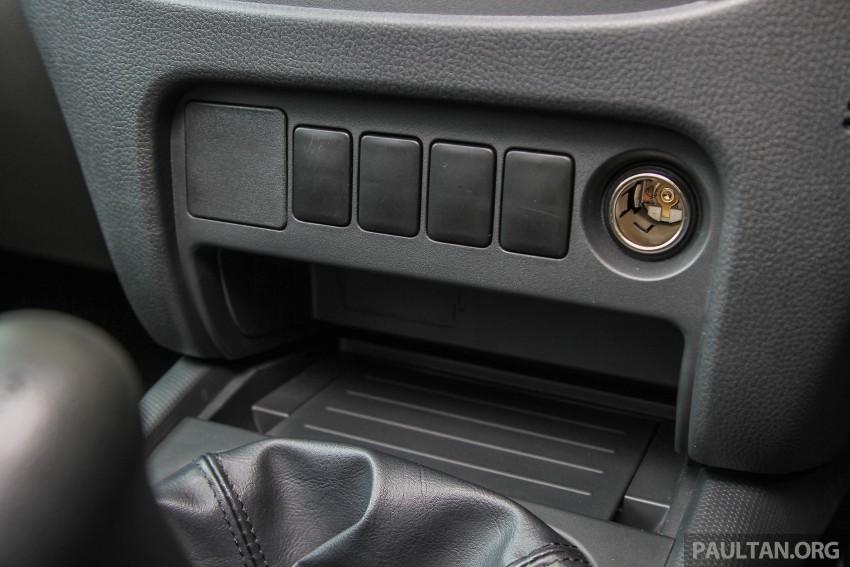 GALLERY: Mitsubishi Triton Quest 4X2 – the new Lite Image #339866
