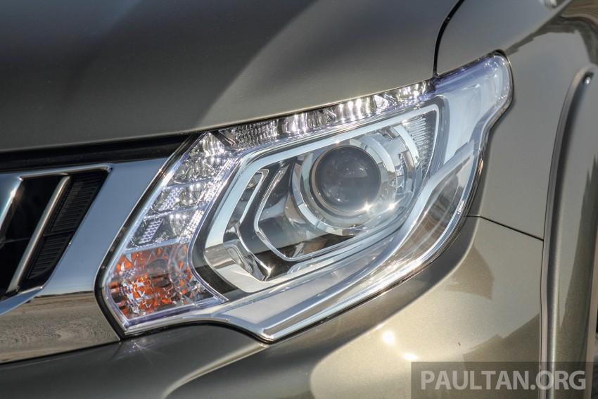 2015 Mitsubishi Triton launched in Malaysia – fr RM67k Image #342891