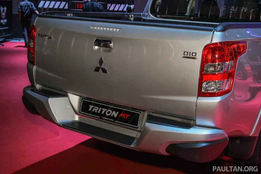 2015 Mitsubishi Triton launched in Malaysia – fr RM67k Image #343362