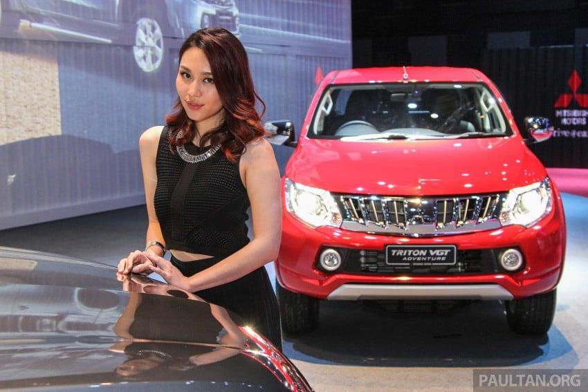 2015 Mitsubishi Triton launched in Malaysia – fr RM67k Image #343379