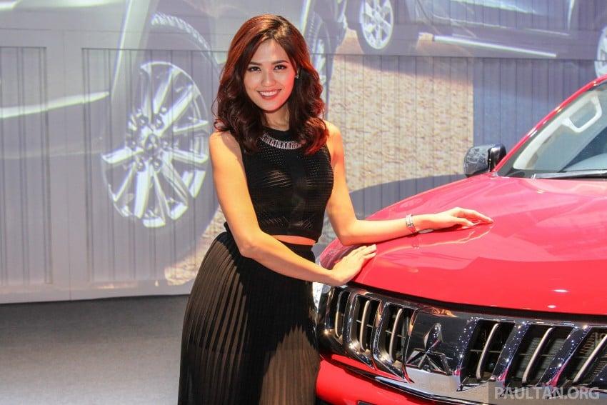 2015 Mitsubishi Triton launched in Malaysia – fr RM67k Image #343383