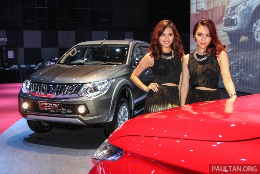 2015 Mitsubishi Triton launched in Malaysia – fr RM67k Image #343386