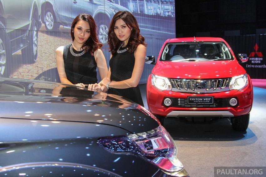 2015 Mitsubishi Triton launched in Malaysia – fr RM67k Image #343388
