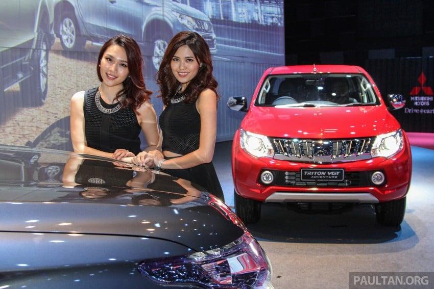 2015 Mitsubishi Triton launched in Malaysia – fr RM67k Image #343389